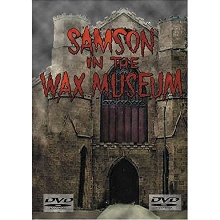 Samson in the Wax Museum (DVD) - image 1 de 1