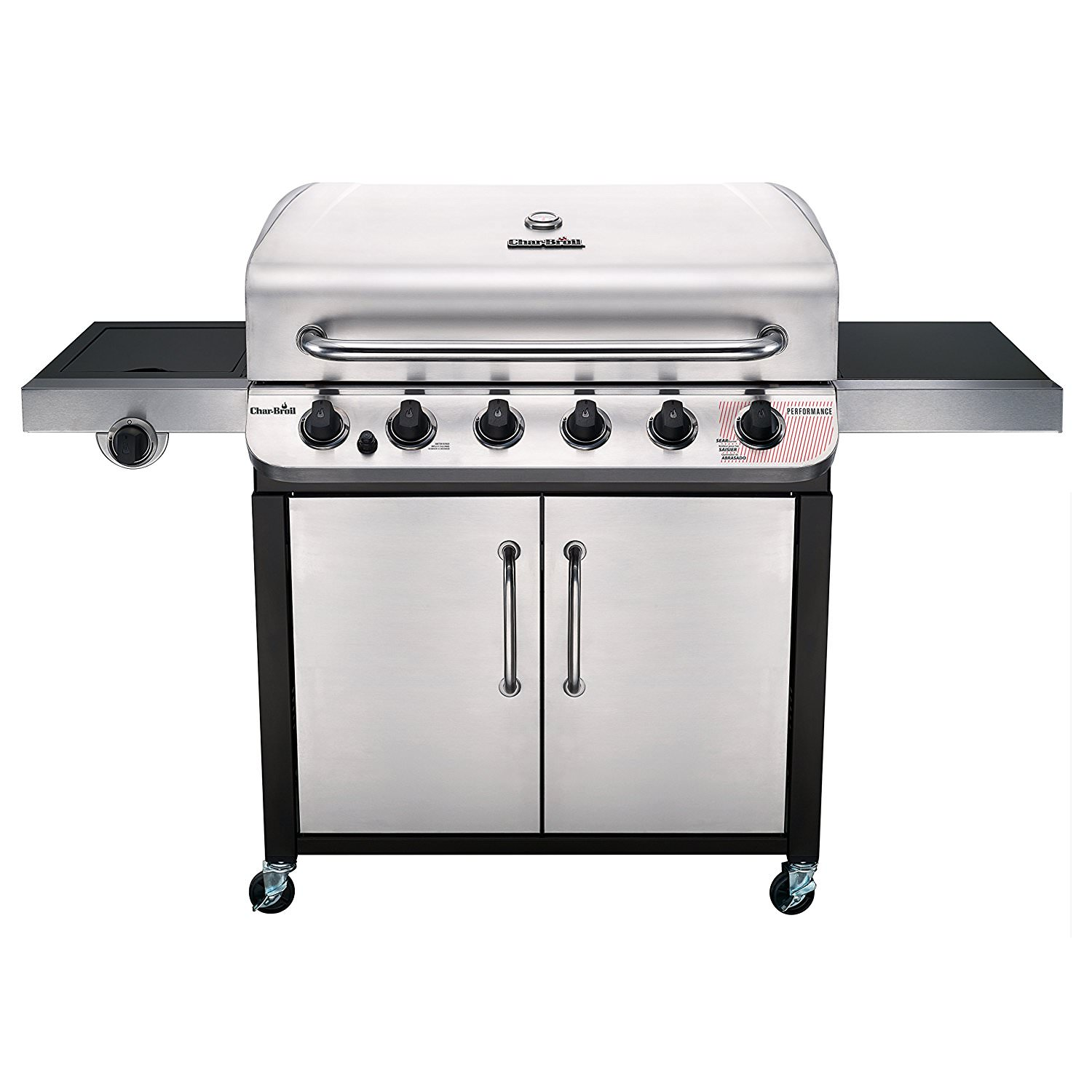 Char-Broil Performance Series™ 6-burner Gas Grill