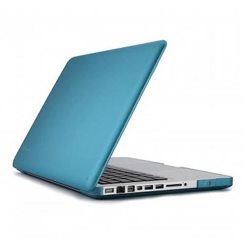 "SeeThru Satin for MacBook Pro 13"" Aluminum Peacock Core"