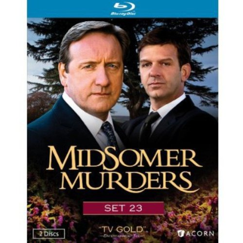 Midsomer Murders: Set 23 (Blu-ray) (Widescreen)