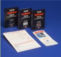 Covidien T.E.D. Anti-embolism Stockings - 4573-CS - Medium, Long, 12 Pair / Case