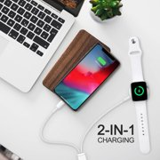 Magnetic Charger 2 in 1 USB Cable For Apple Watch iWatch & iPhone