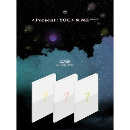GOT7 - Vol 3 Repackage Album: Present You & Me Edition (A B C Version) (CD) - image 1 de 1