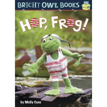 Hop Frog : Short Vowel O