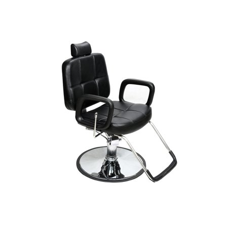 BarberPub Reclining All Purpose Hydraulic Barber Chair Salon Styling Beauty Spa