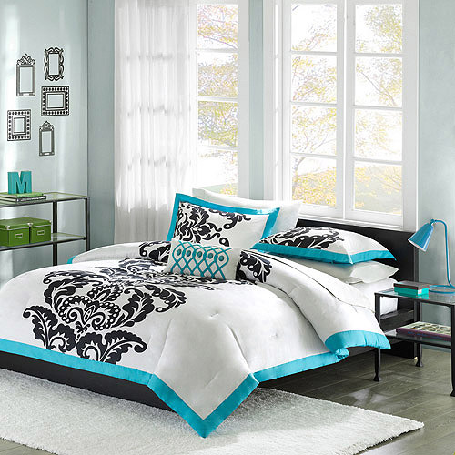 Home Essence Teen Ibiza Printed Comforter Bedding Set