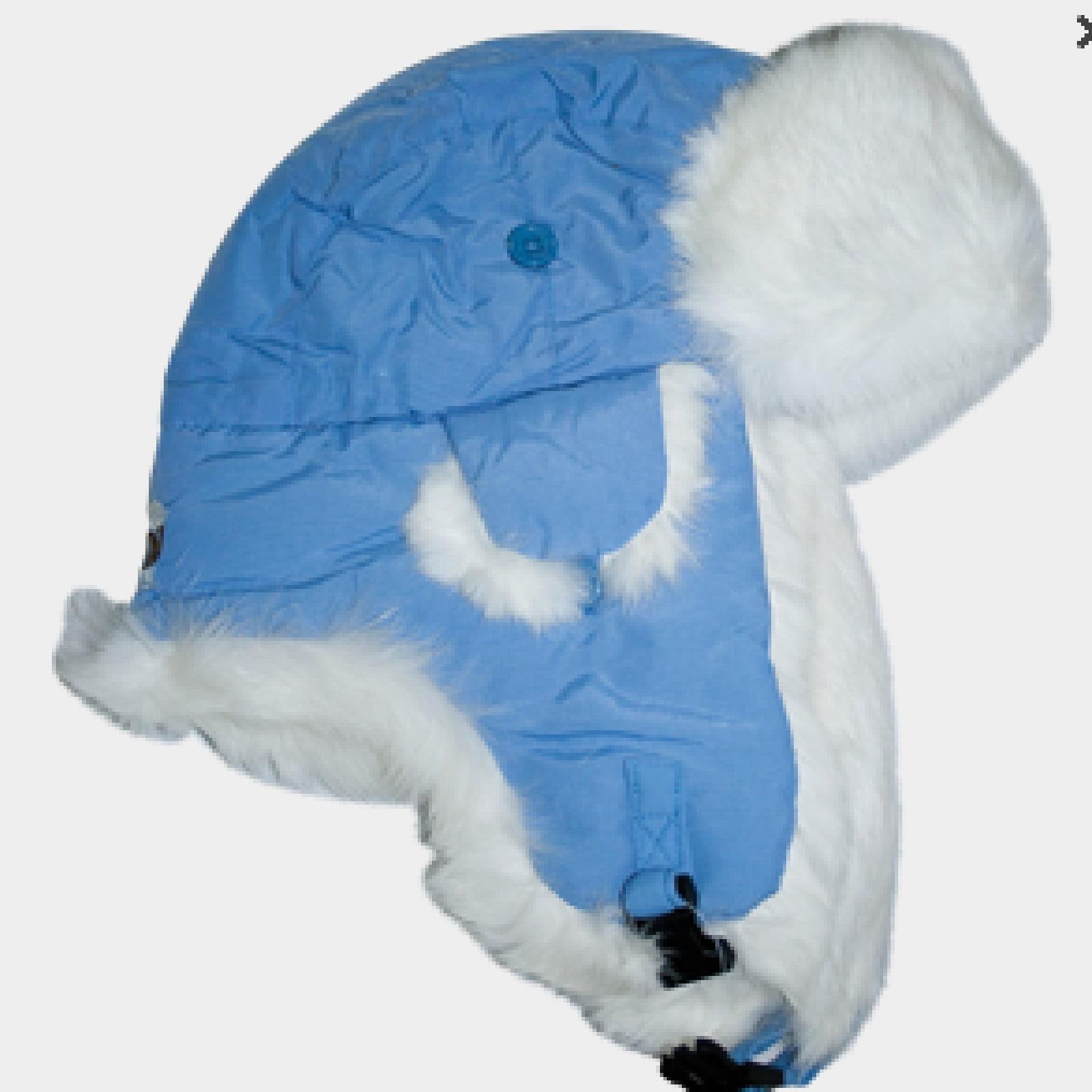Yukon Tracks Alaskan Powder Blue Yukon Trapper Hat Large, HG673