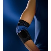 EpiTrain Elbow Support - Black (Size 0: 6.5- 7.5 in.)