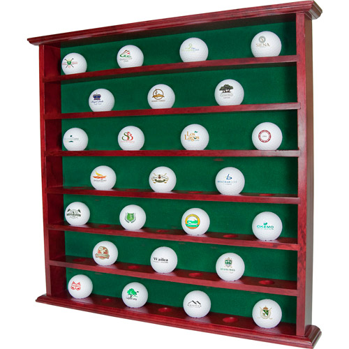 Golf Gifts and Gallery 49-Ball Golf Ball Cabinet by Golf, Gifts & Gallery