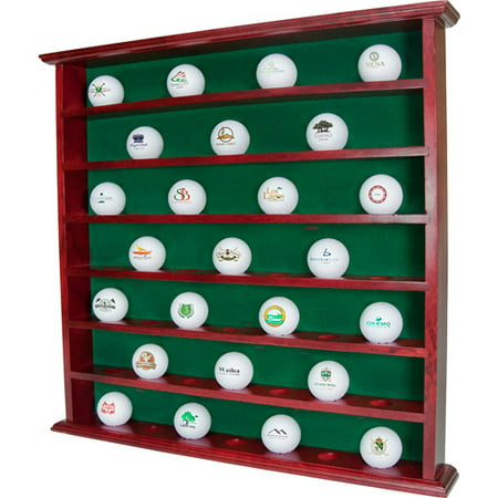 Golf Gifts and Gallery 49-Ball Golf Ball Cabinet