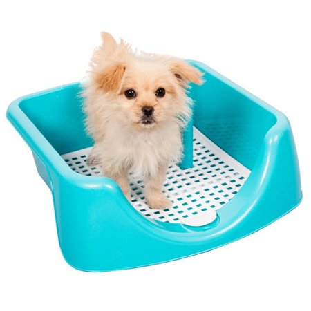 Favorite High Fence Dog Training Tray with Post Included
