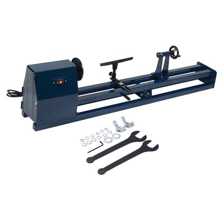Cutting Speed Lathe - 1/2hp 40 Inch 4 Speed Power Wood Turning Lathe 14x40 In