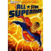 All Star Superman (DCU) by WARNER HOME ENTERTAINMENT
