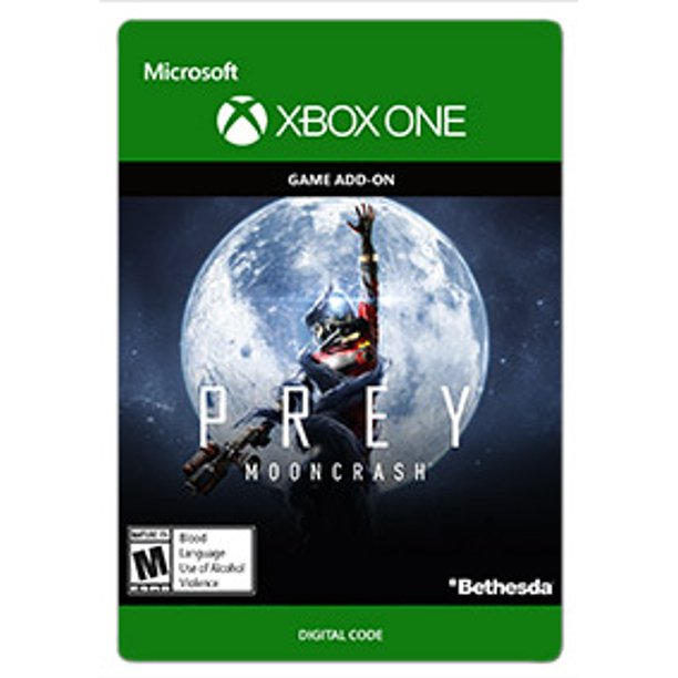 Prey Mooncrash Bethesda Xbox One Digital Download Walmart