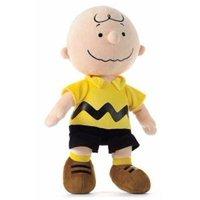 "Peanut Charlie Brown 9"" Plush Doll"
