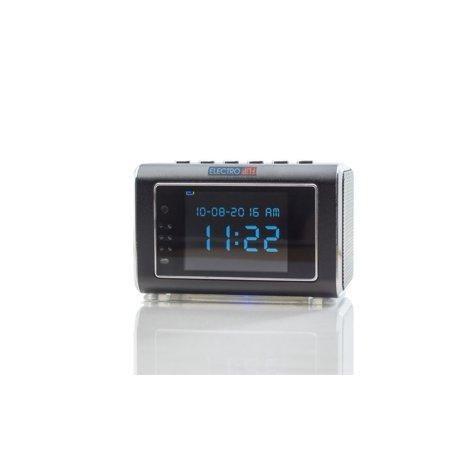 - Desk Discrete Mini Clock Camera DVR Portable MicroSD Video Recorder