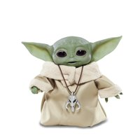 Star Wars The Child Animatronic Edition AKA Baby Yoda with Over 25 Sound and Motion Combinations, The Mandalorian Toy for Kids Ages 4 and Up