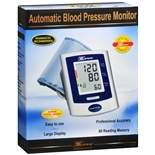 Zewa UAM-830XL Automatic Blood Pressure Monitor w/ XL Cuff1.0 ea.