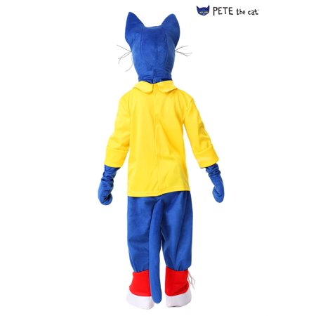 Toddler's Pete the Cat Costume](Pete Carroll Halloween)