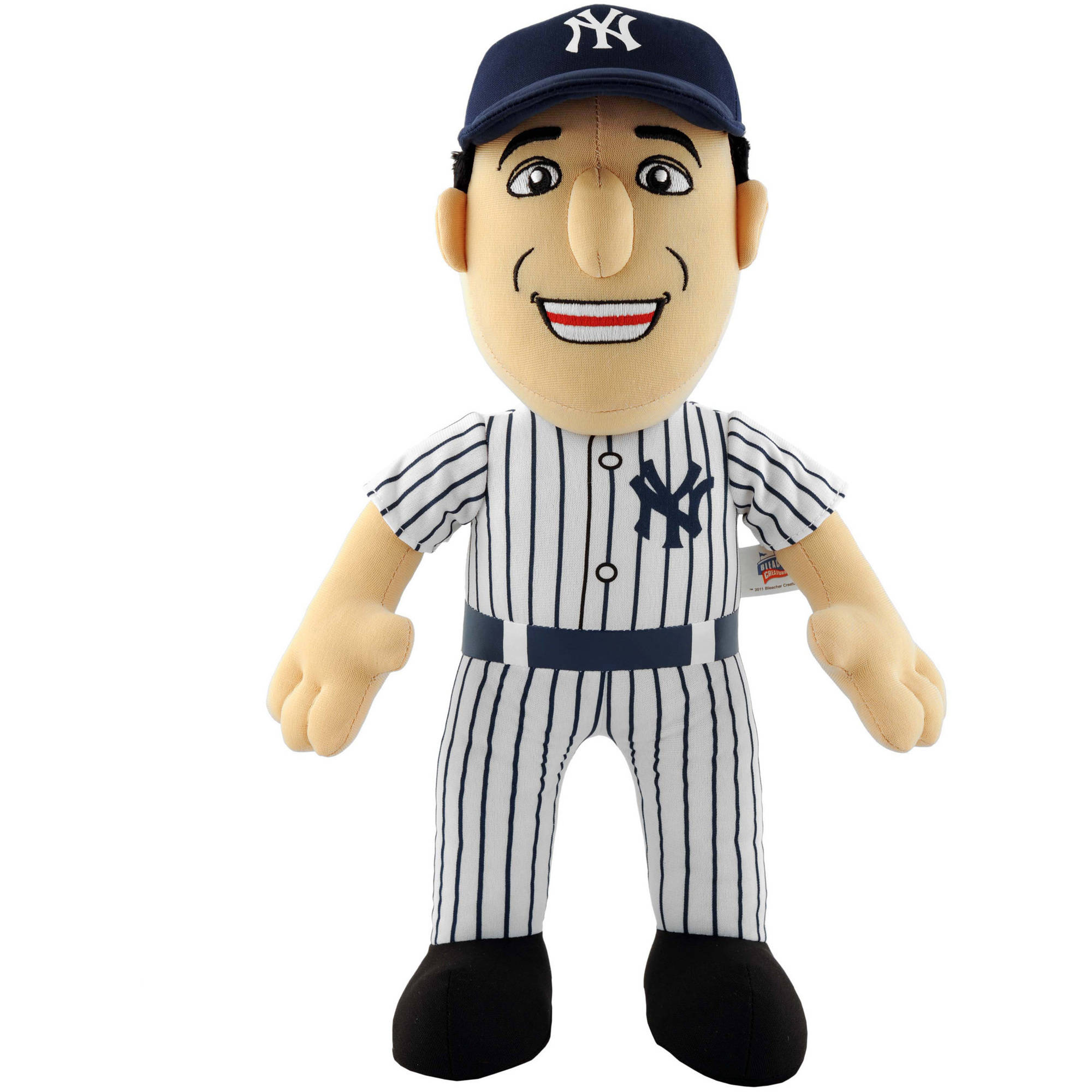 "Bleacher Creatures MLB 14"" Plush Doll, Mark Teixeira, New York Yankees"