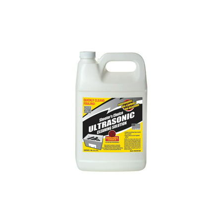 Shooters Choice UltraSonic Cleaning Solution One Gallon UCS128