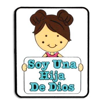 CHILD OF GOD GIRL SPANISH Pin