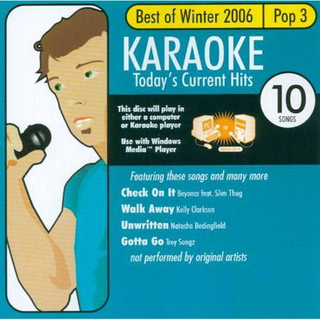 All Star Karaoke: Best Of Winter 2006 - Pop 3