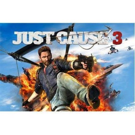Square Enix Just Cause 3   Action Adventure Game   Playstation 4  91592