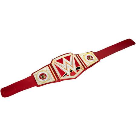 WWE Championship Universal Title Belt Badge of