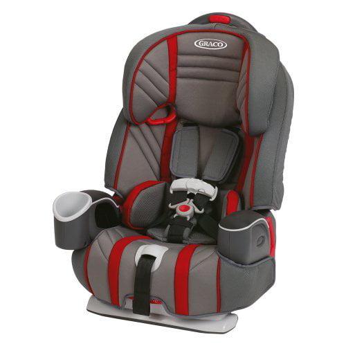 Graco Nautilus 3-in-1 Car Seat - Garnet