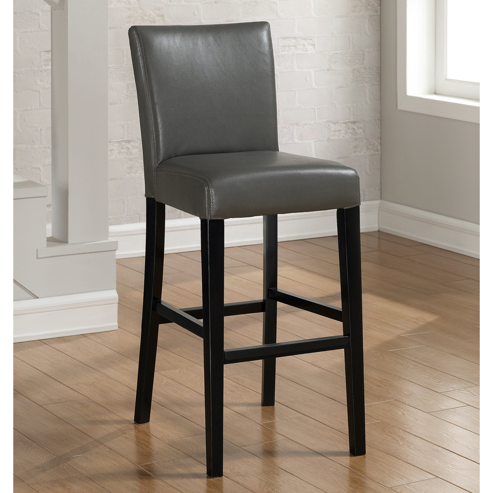 American Heritage Billiards Albany Upholstered Counter Stool by American Heritage Billiards
