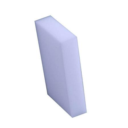 Holiday Time 10 PCS White Sponge Eraser Melamine Cleaner Multi-Functional Kitchen Dish Bathroom Cleaning Tools Nano