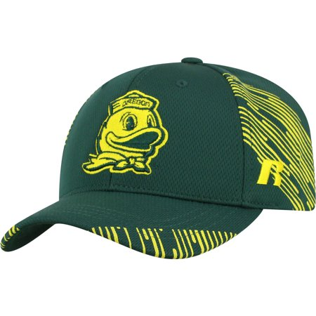 Youth Russell Green Oregon Ducks Uptempo Adjustable Hat - OSFA](Oregon Duck Shop)