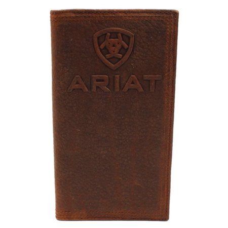 Mfw Ariat Ariat Western Mens Wallet Rodeo Leather