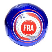 8041 France Flag Practice Soccer Ball - Official Size 5