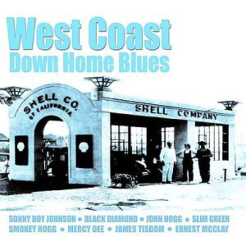 Various - Down Home Blues Classics 1943-1953