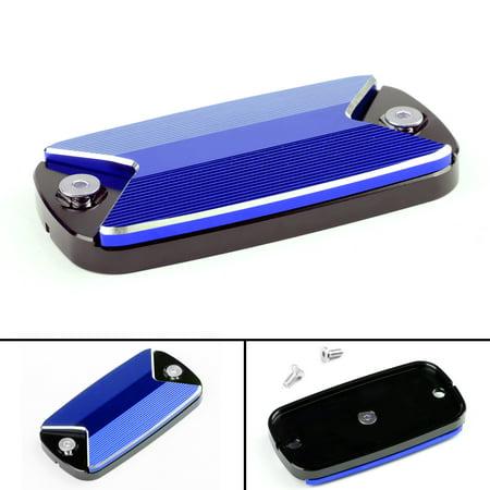 Areyourshop CNC Front Brake Fluid Reservoir Cover Cap For Honda Hornet 600/CB600F CRF450 (Genuine Honda Brake Fluid)