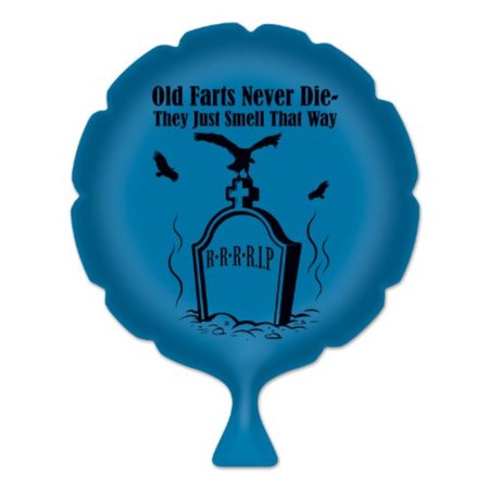 Beistle 54268 Old Farts Never Die Whoopee Cushion, 8-Inch](Fart Cushion)