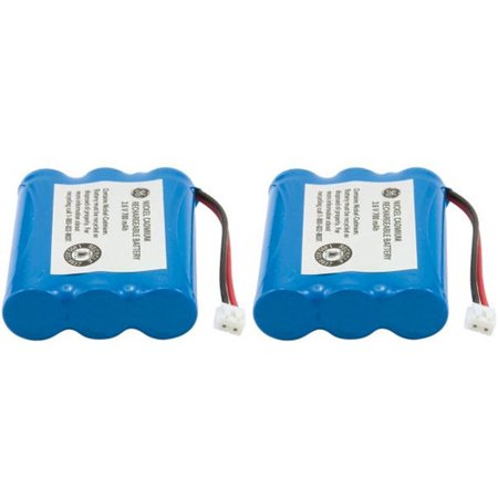 Replacement Battery 3300 (2 Pack) For VTech, AT&T, GE/RCA And Motorola Cordless Phones