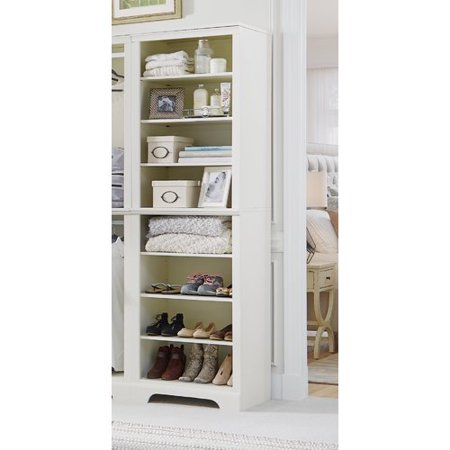 Alcott Hill Lafferty 25 W Solid Wood Closet System