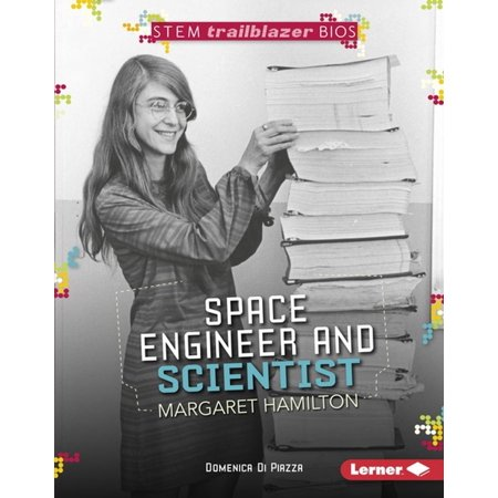 Space Engineer and Scientist Margaret Hamilton -