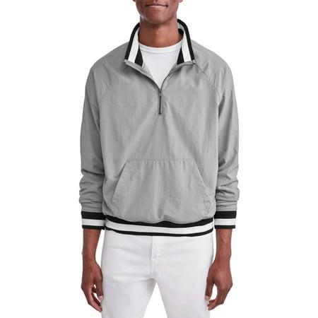 Jackson Men's Quarter Zip Pullover - Louis Rams Pullover Jacket