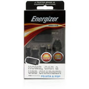 Energizer Home And Car Chrgr Sony