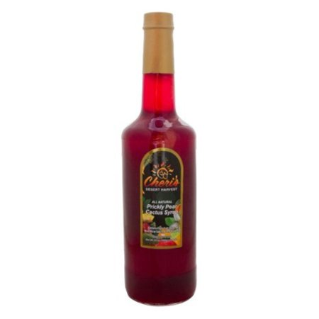 Prickly Pear Syrup Cactus Syrup