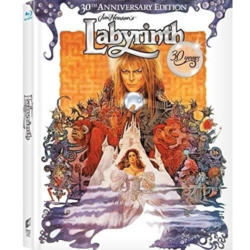 Labyrinth (1986) (Anniversary Edition) (Blu-ray   Digital HD)