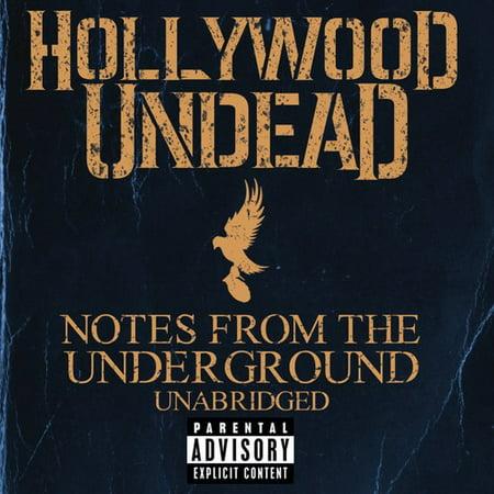 Notes From The Underground [Unabridged] [Deluxe Edition] (CD) (explicit) (Underground Hip Hop Instrumentals)