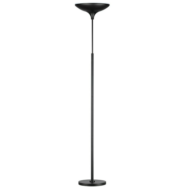 Globe Electric 71 In Matte Black Energy Star Dimmable Led