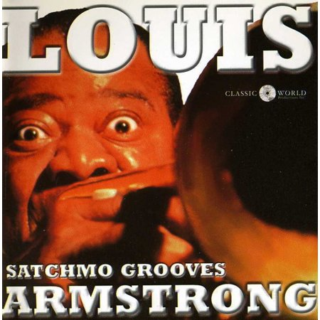 Louis Armstrong - Satchmo Grooves [CD] (Louis Armstrong Halloween Song)