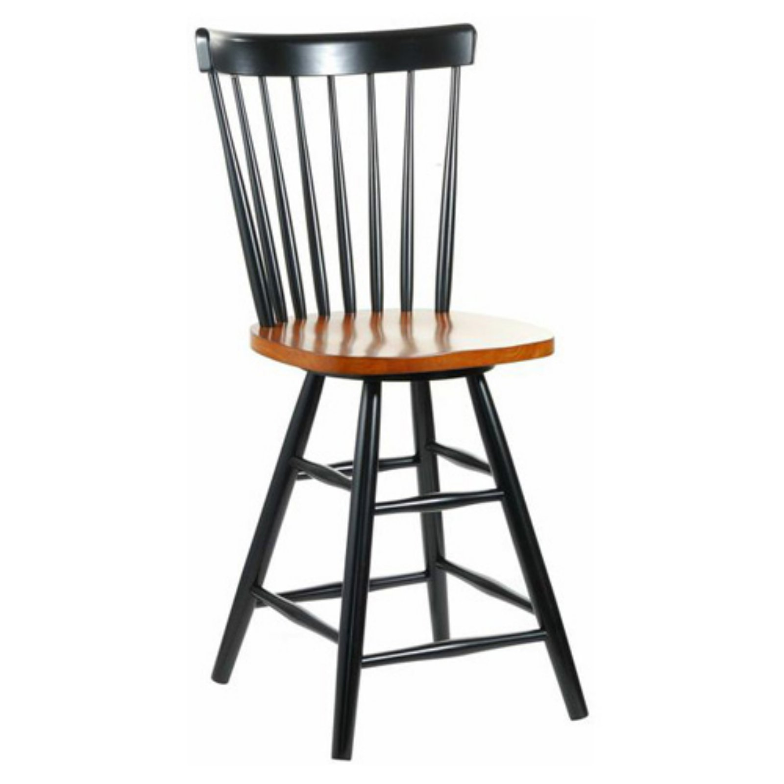 Copenhagen Swivel Counter Stool 24\ by International Concepts