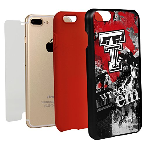 Texas Tech Red Raiders Paulson Designs Spirit Case for iP...